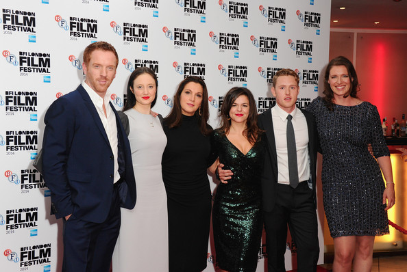 BFI London Film Festival: Damian Lewis, Andrea Riseborough, Barbara Broccoli, Corinna McFarlane, Ross Anderson & Nicky Bentham