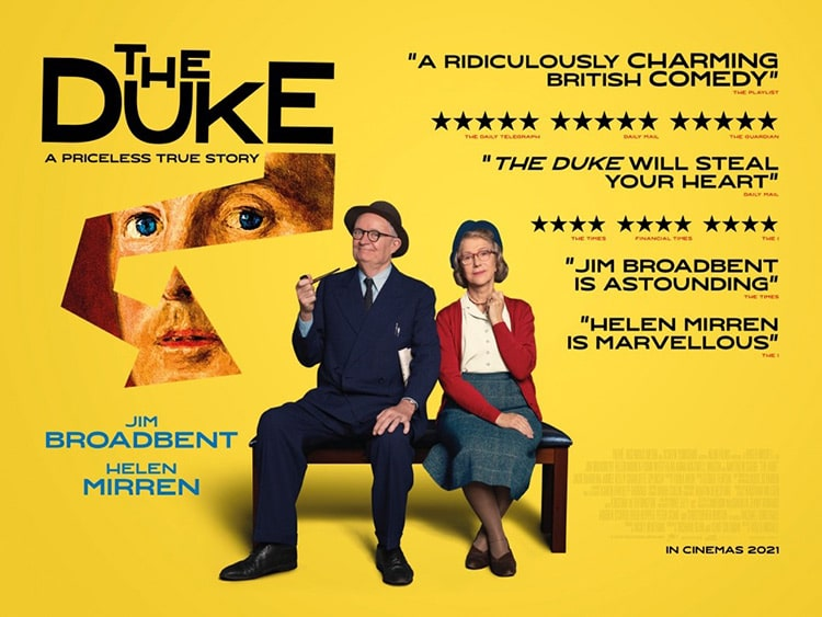 The Duke Trailer And Poster Launch